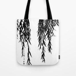 willow bw Tote Bag