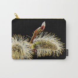 Pussy willows /spring Carry-All Pouch
