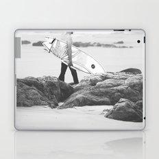 catch a wave IV Laptop & iPad Skin