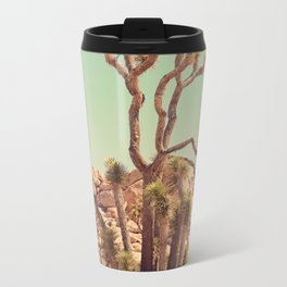 Joshua Tree#2  Metal Travel Mug