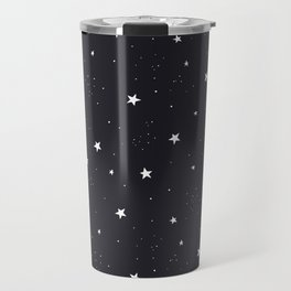 stars pattern Travel Mug