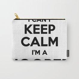 I cant keep calm I am a HOOPER Carry-All Pouch