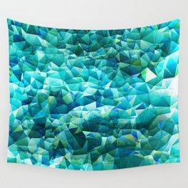 Ocean Blues Wall Tapestry