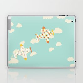 Flying By Laptop & iPad Skin
