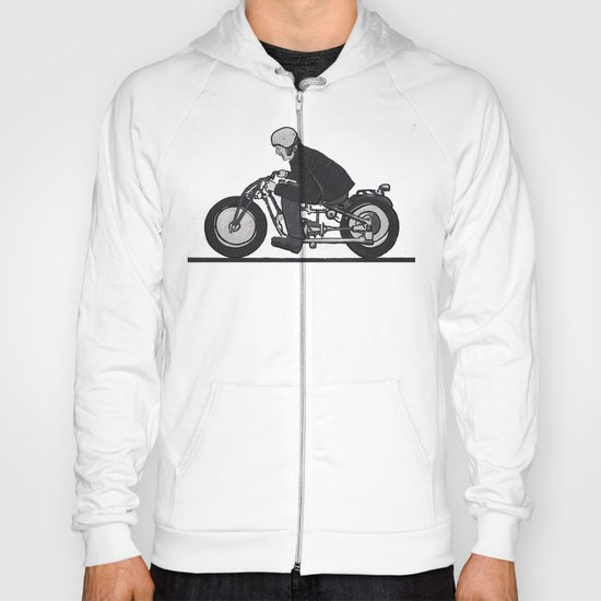 "The ""DEICH"" RIDER Hoody"