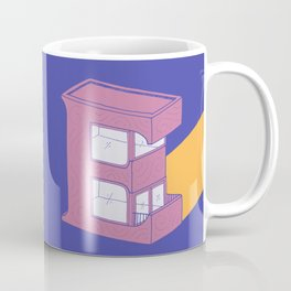 Letter E of 2019 Coffee Mug