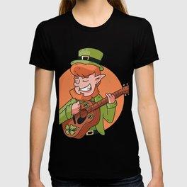 Kobold mit Gitarre T-shirt