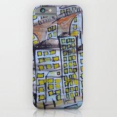 City scape. iPhone 6s Slim Case
