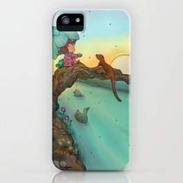 Under cover iPhone Case