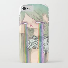 Rainbow River iPhone Case