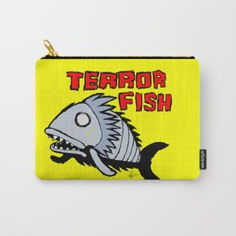 Terror fish Carry-All Pouch