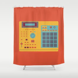 World of Stereo: Akai MPC 2000XL Shower Curtain