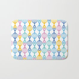 Beadstrung Pattern Bath Mat