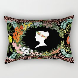 Language of Flowers  Rectangular Pillow