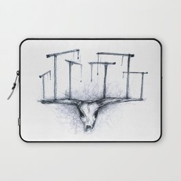 construction of nature Laptop Sleeve