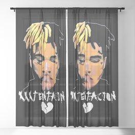 Tentacion Sheer Curtain