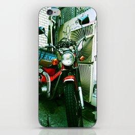 harajuku bike iPhone Skin