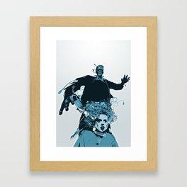 The Frank Connection Framed Art Print