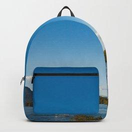 Clayoquot Sound, Tofino BC   Landscape Photo Print Backpack
