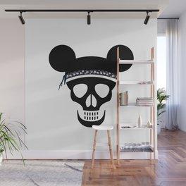 Miki Halloween Wall Mural