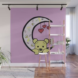 Moon Bear Wall Mural