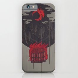 The Most Beautiful Night of All iPhone Case