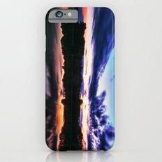 Sunset on Alum Creek Galena, Oh. Slim Case iPhone 6s