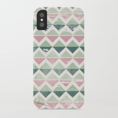 Triangles Slim Case iPhone X