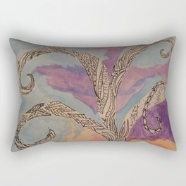 Treet Me Well Rectangular Pillow