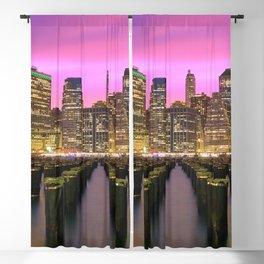 NEW YORK CITY I Blackout Curtain