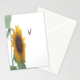 Butterflies on The Sun B Stationery Cards