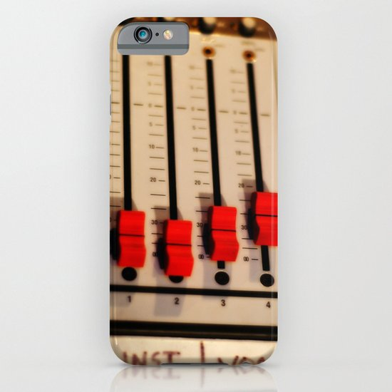 Sound Board I iPhone & iPod Case