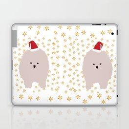 Happy Holidays Fluffy Laptop & iPad Skin