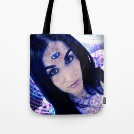 Queen of time Tote Bag