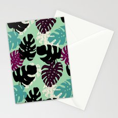 Monstera 02 Stationery Cards