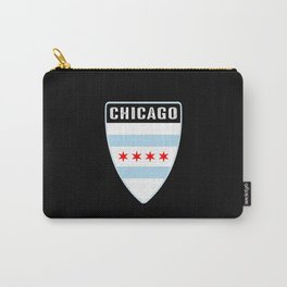Chicago Shield Carry-All Pouch