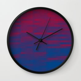 Justify My Love Wall Clock