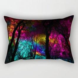 blissful forest iii Rectangular Pillow