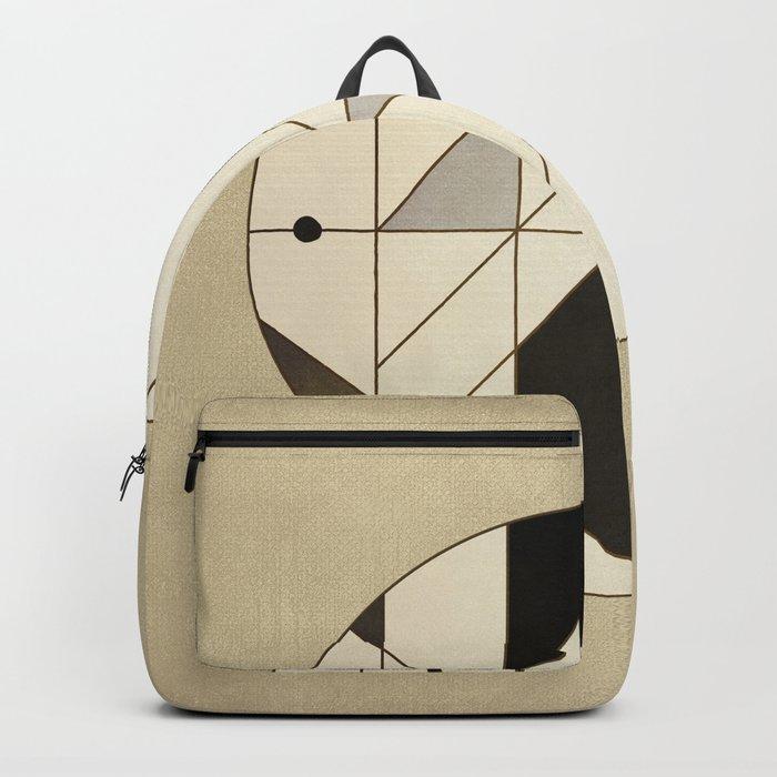 Irregular Sequence Backpack