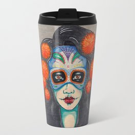 La Muerta  Travel Mug
