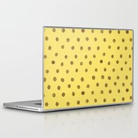 polkadot Laptop & iPad Skins featuring Everyone Love A Polkadot by Katie Copeland
