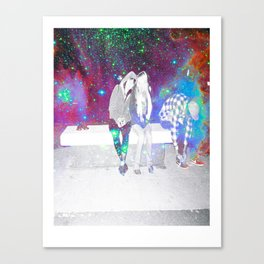 lost souls Canvas Print