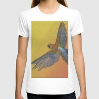 wildlife T-shirts featuring wildlife 1 by AstridJN