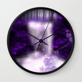 My secret place Wall Clock