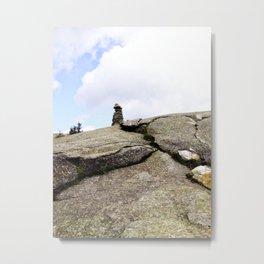 Mountain Carin 3 Metal Print