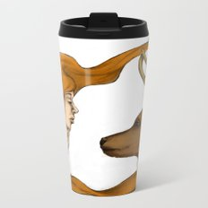 nurture vs nature Metal Travel Mug