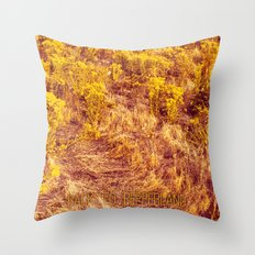Back to Pepperland. Throw Pillow