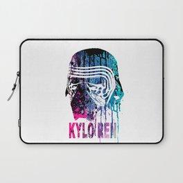 WARS #KYLO REN #COLOR Laptop Sleeve
