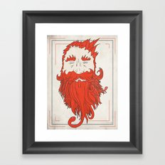 Beardsworthy Framed Art Print