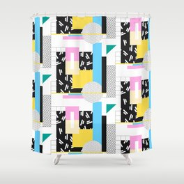Love The 80s Shower Curtain